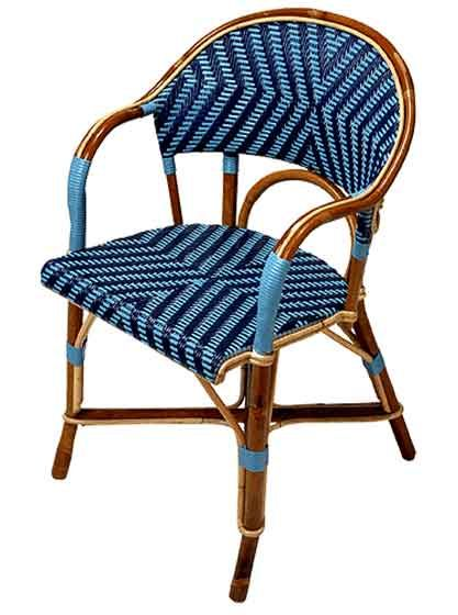 Love These Authentic French Bistro Chairs From Tkcollections They Are All Weather And Hand Made In France Would Be Perfect For A Screened Porch Or