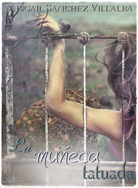 Fan Art de LA MUÑECA TATUADA, de Abigail Villalba. (Maca - Bookceando Entre Letras)