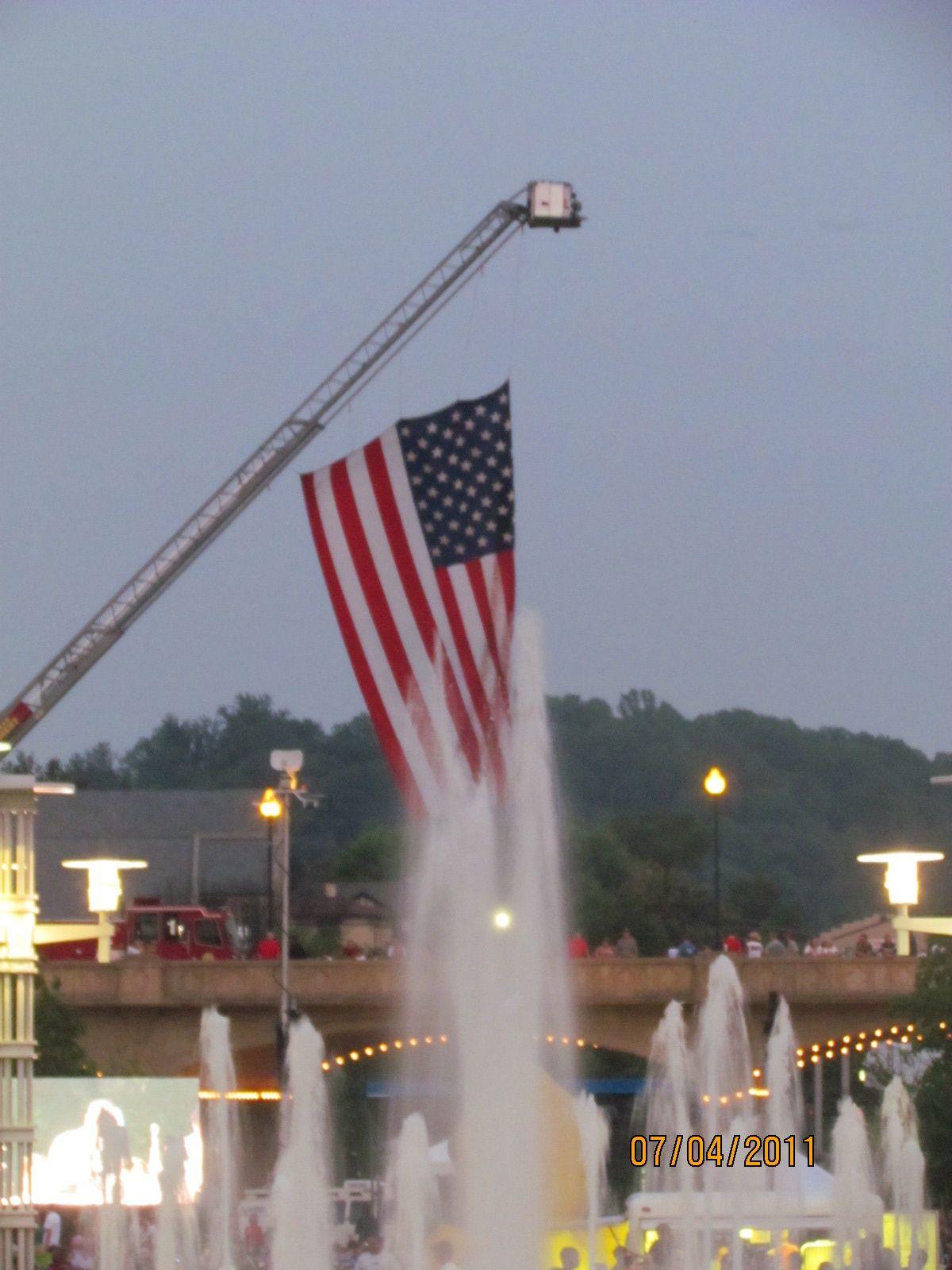 World's Fair Park, Knoxville, TN.