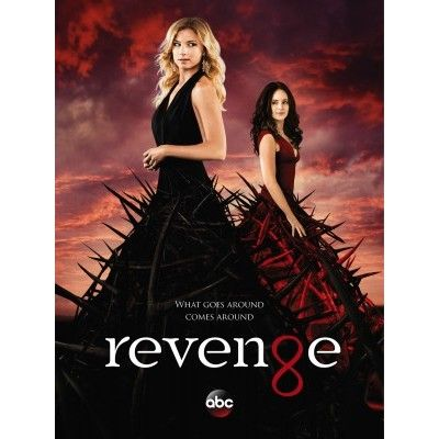 Revenge Tv Poster 4 With Images Revenge Tv Show Revenge Tv