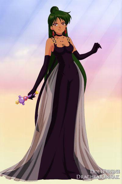 Princess Senshi Pluto By Sailormoonstar154 Created