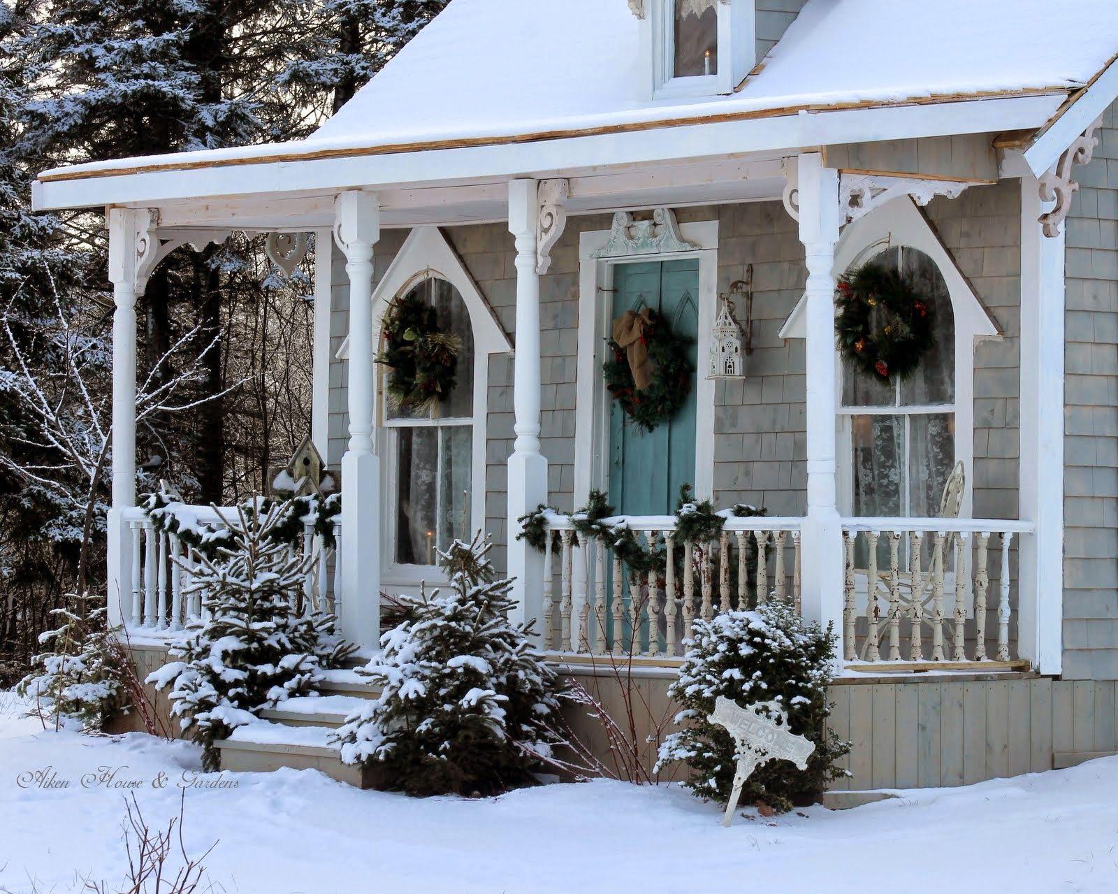 Aiken House & Gardens * English Country Style