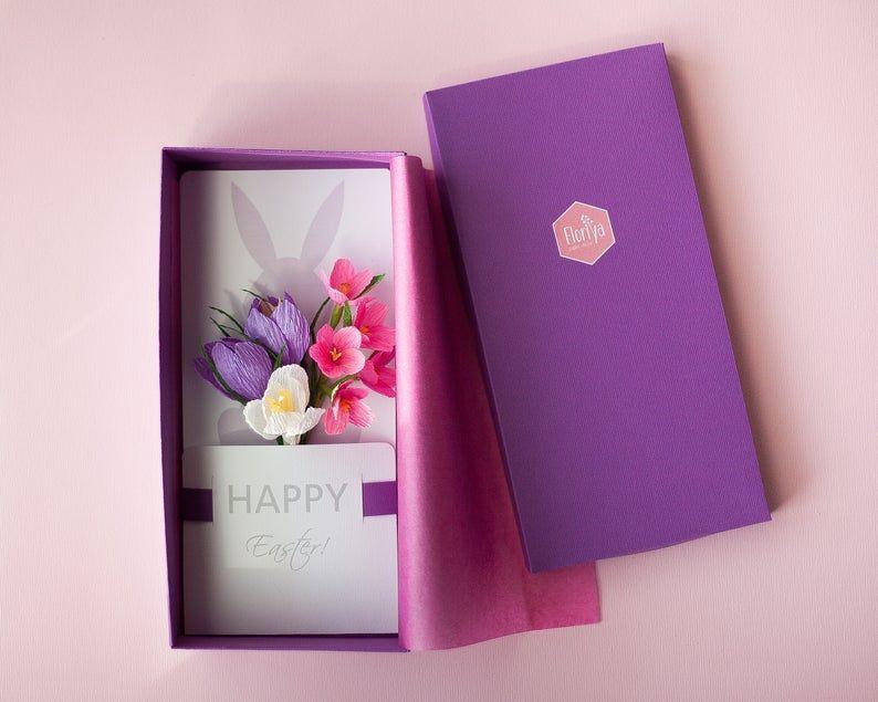 PERSONALISED Custom made 3D Handmade card in a box custom made