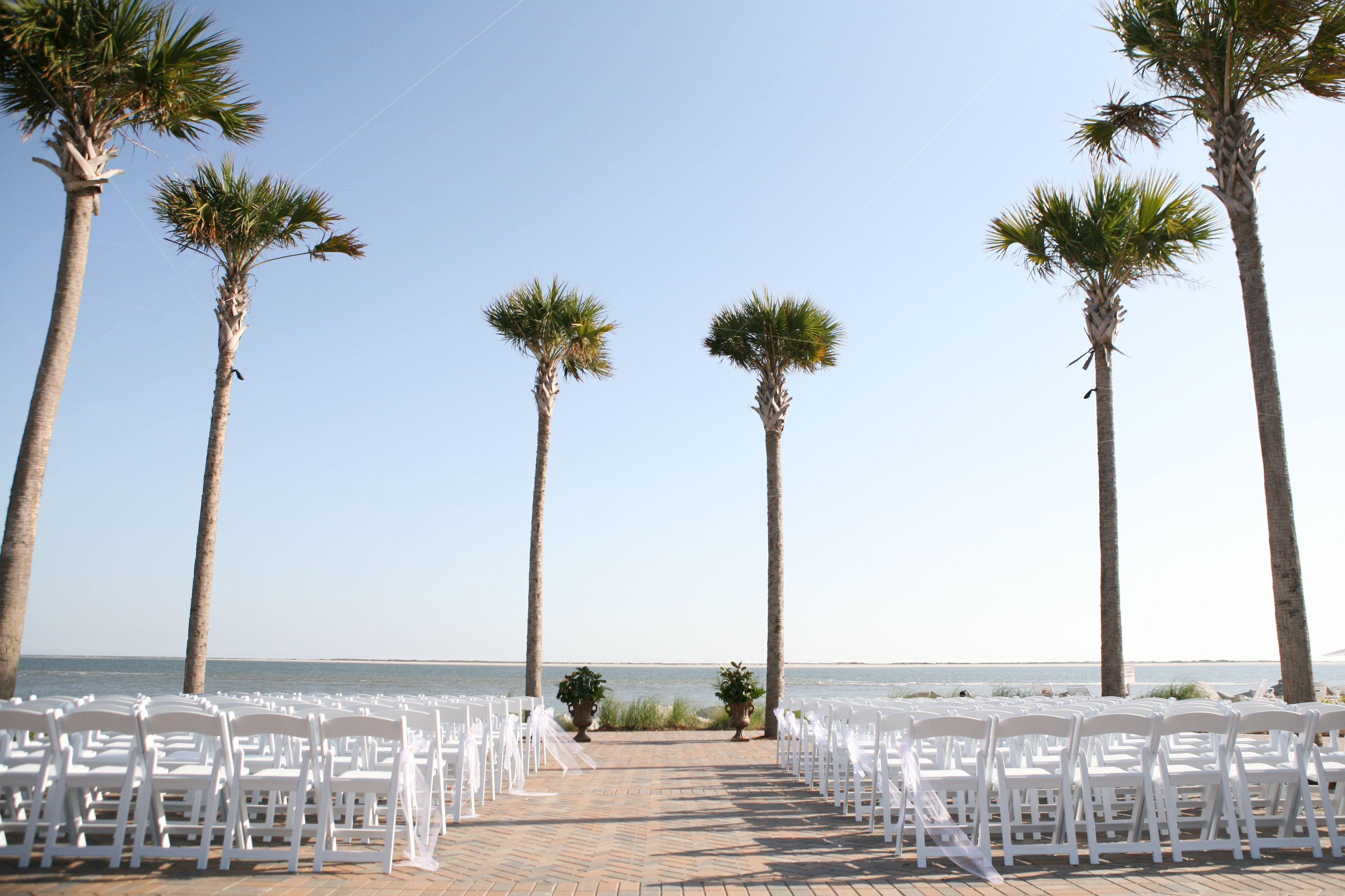 Wedding Pavilion Seabrook Island South Carolina
