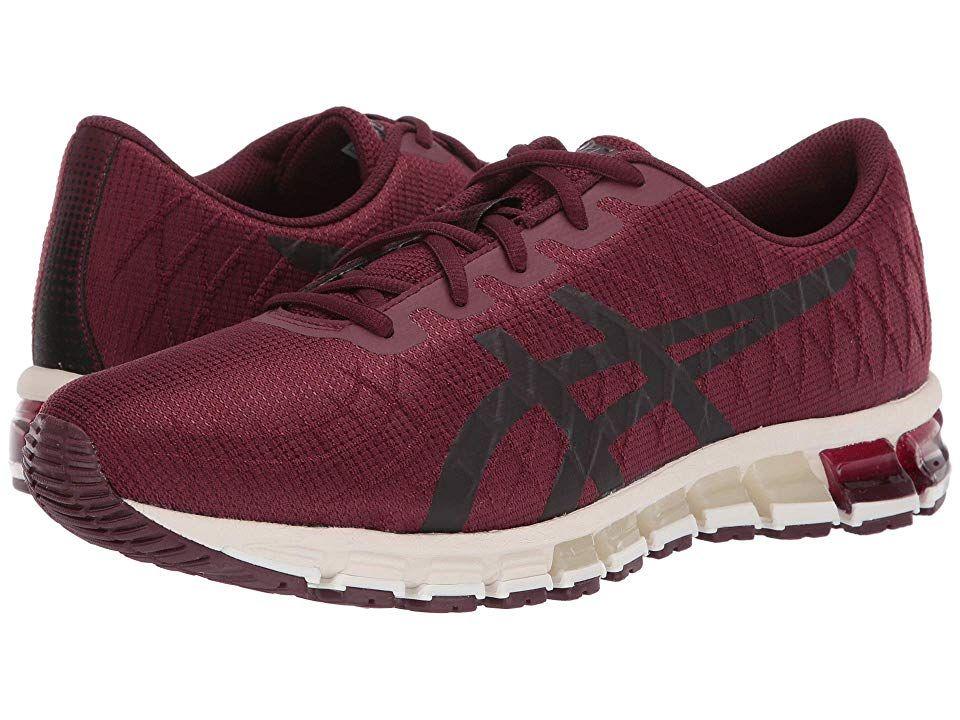 Asics Gel Quantum 180 4 Men S Running Shoes Port Royal Black