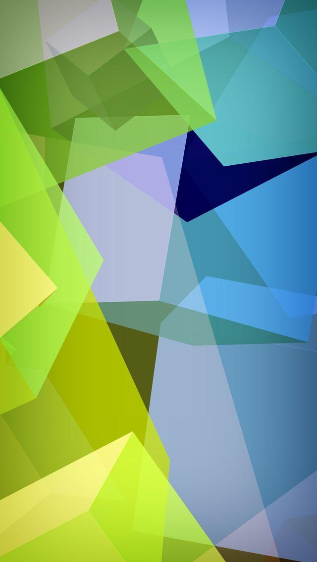 Iphone Wallpaper Green Blue Verde Desenho Arte Parede De