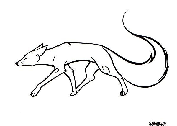 Japanese Fox by PanHesekielShiroi.deviantart.com on @deviantART