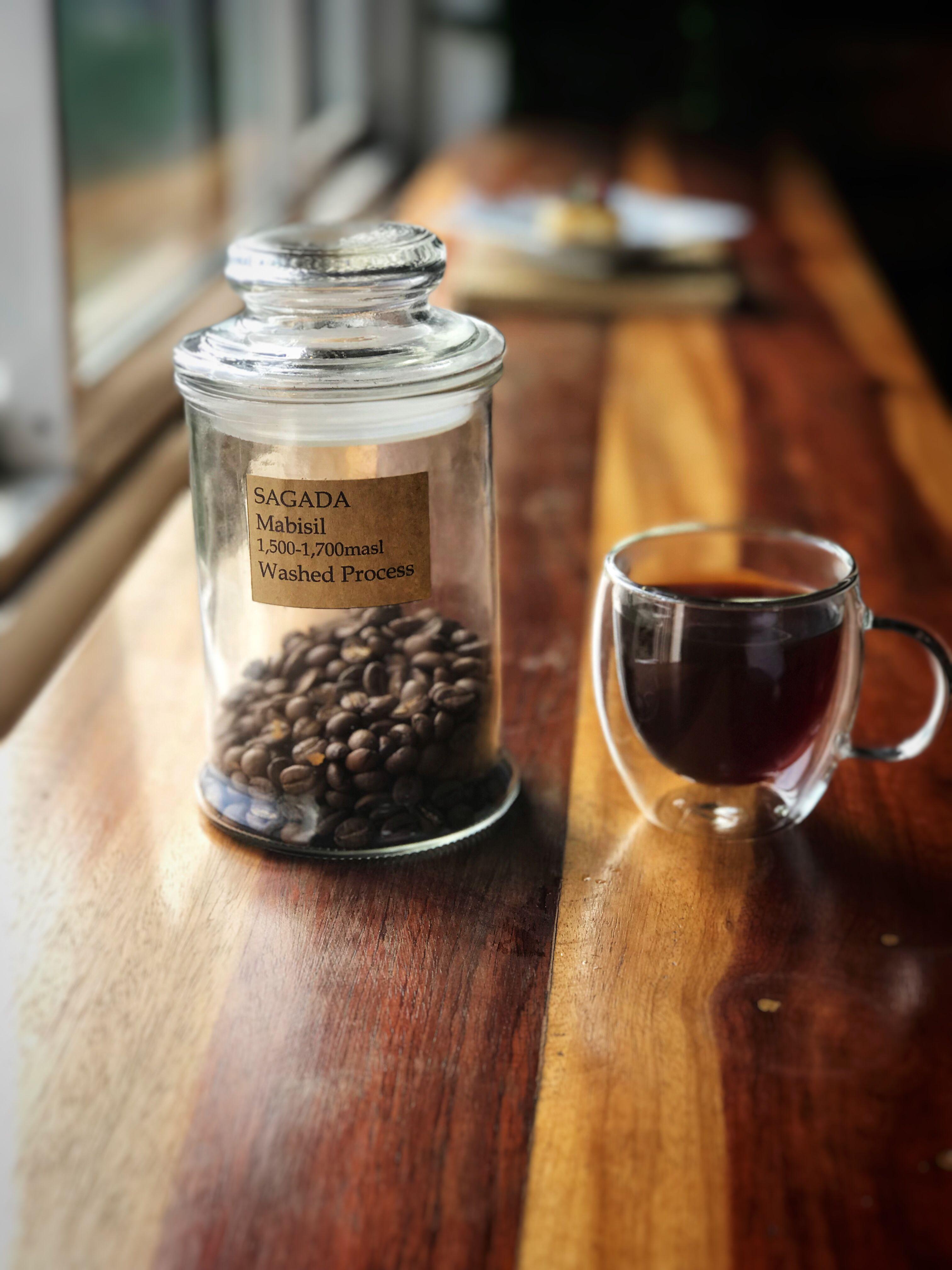 Premium sagada coffee beans Roasted coffee beans, Coffee