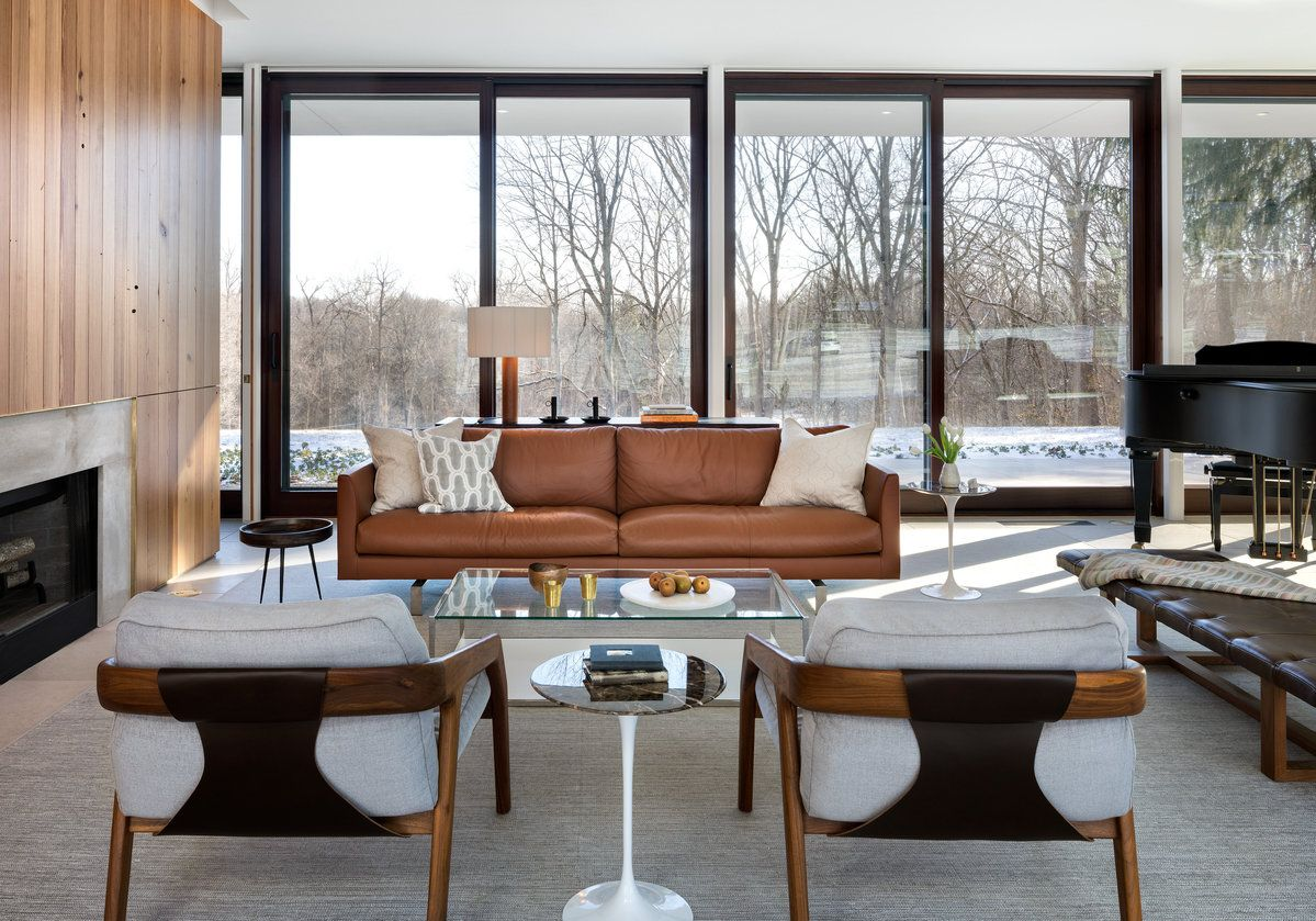 This Modernist House Was Designed With The Outside In Mind This Modernist House Was Designed With The Outside in Mind Modernist House modernist house