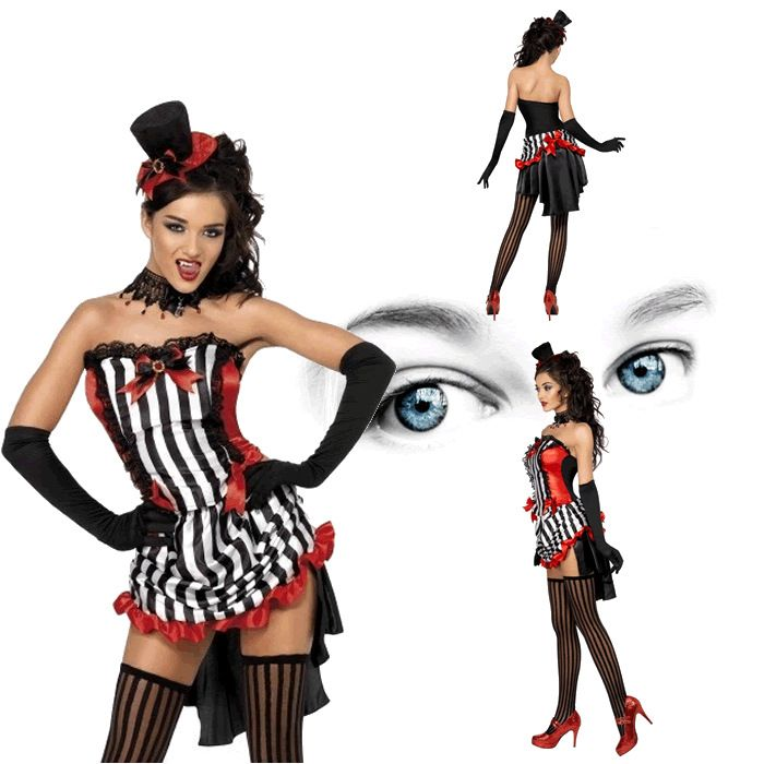 scary sexy halloween costume ideas