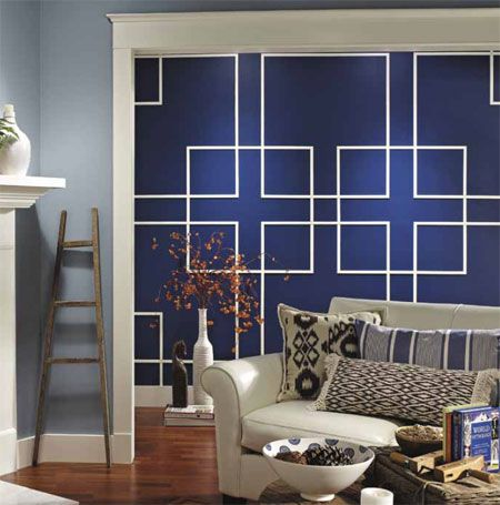home wall of.htm home dzine add interest with moulding strips www home  home dzine add interest with moulding