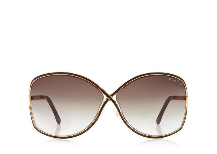e8c6d19707da Rickie Oversized Soft Square Sunglasses