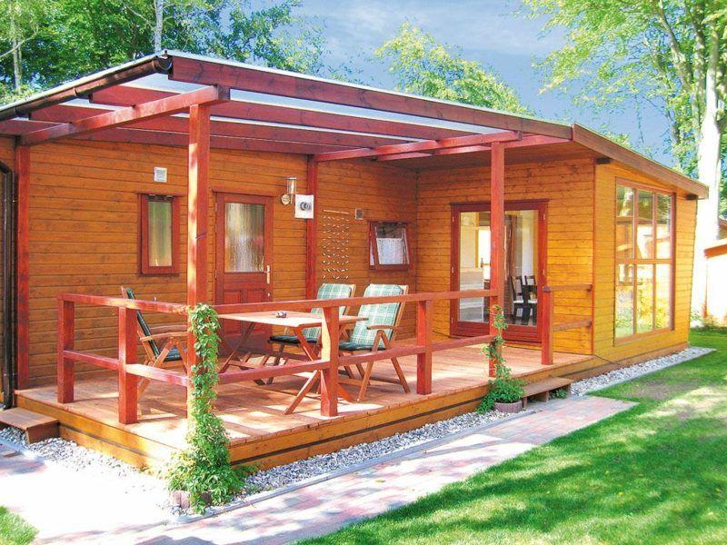 Holzbungalow bauen Bungalow, Einstöckige häuser und Haus