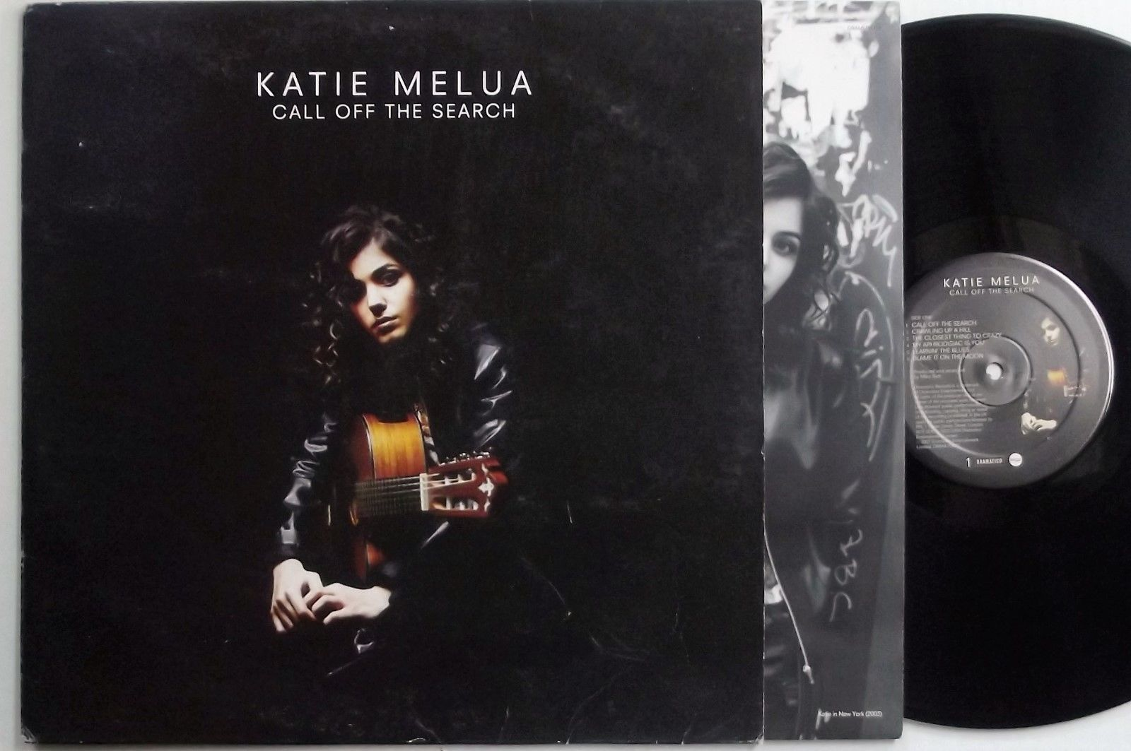 KATIE MELUA Call Off The Search 2004 LP VG https://t.co/gLirEMFhOD https://t.co/SEx3pctBoI