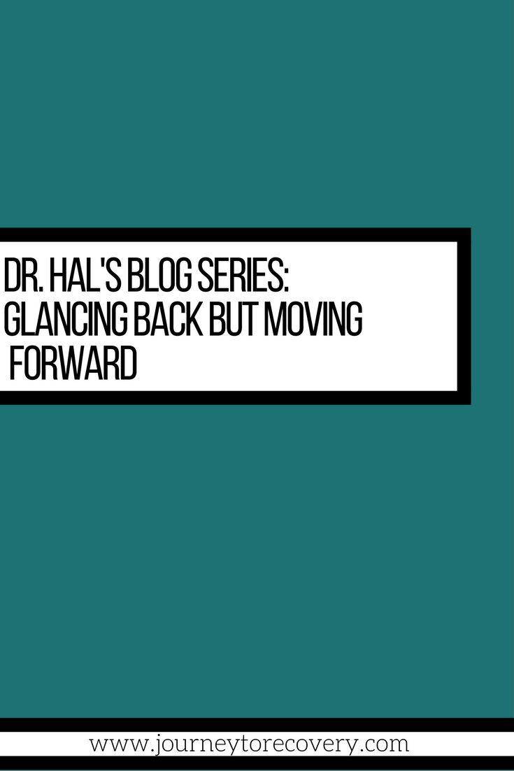 Glancing back but moving forward moving moving forward