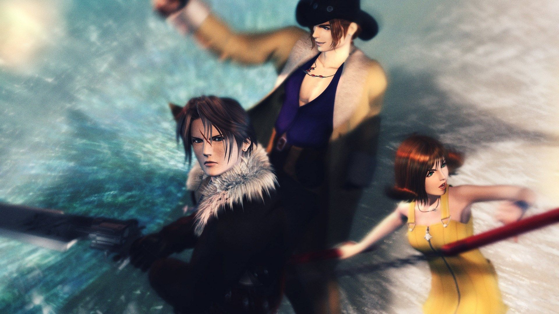 1920x1080 Free Wallpaper And Screensavers For Final Fantasy Viii