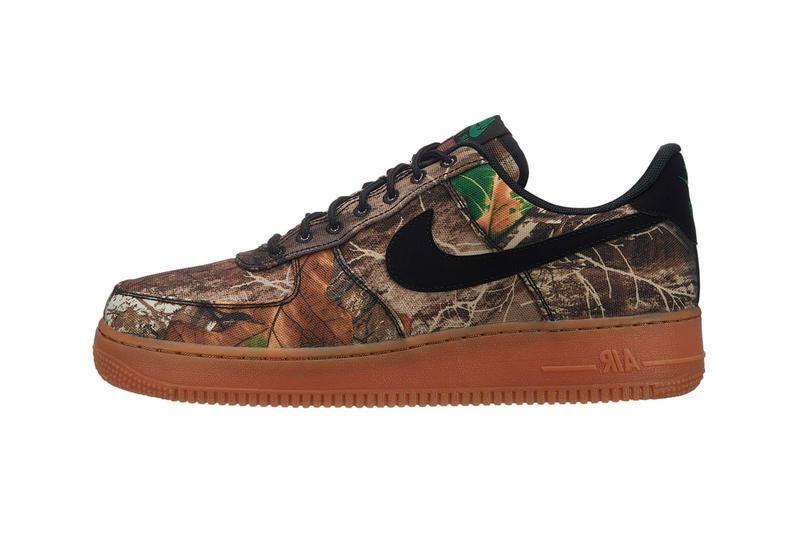 73eca84d47795 Nike Air Force 1 Low Realtree Camo Green   Sneaker Releases in 2019 ...