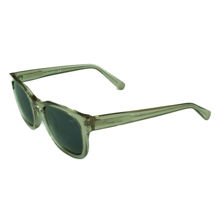 Kenneth Cole Women's KC7200 72A Shiny Pink with Smoke Lenses Fashion Sunglasses – Shiny Pink/…