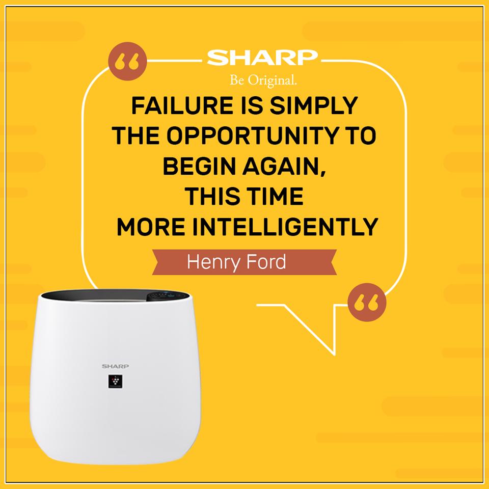 DailyMotivation MotivationalQuote AirPurifier Sharp