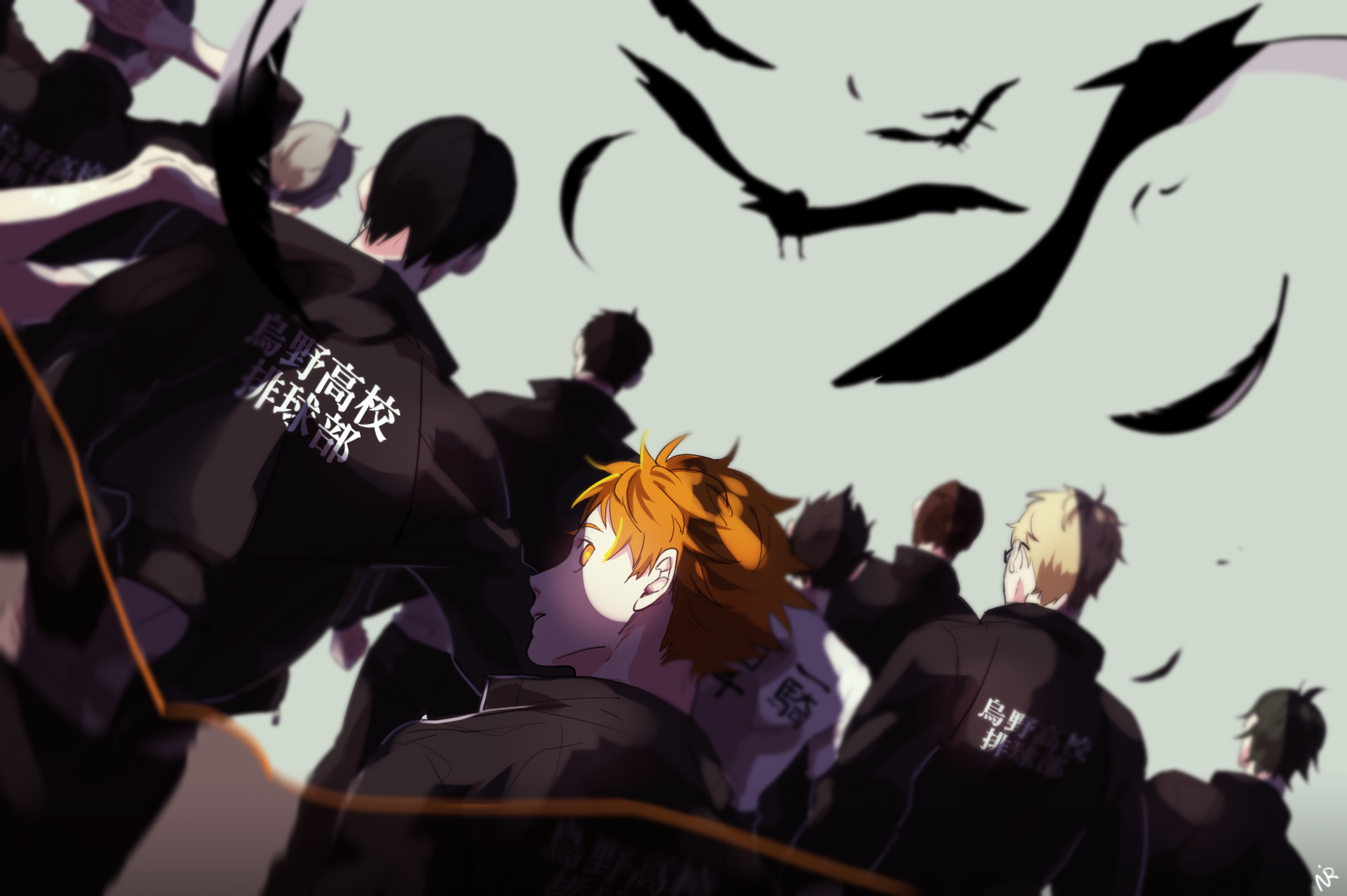 Haikyu!! HD Wallpaper | Background Image | 1920x1278 | ID:699054