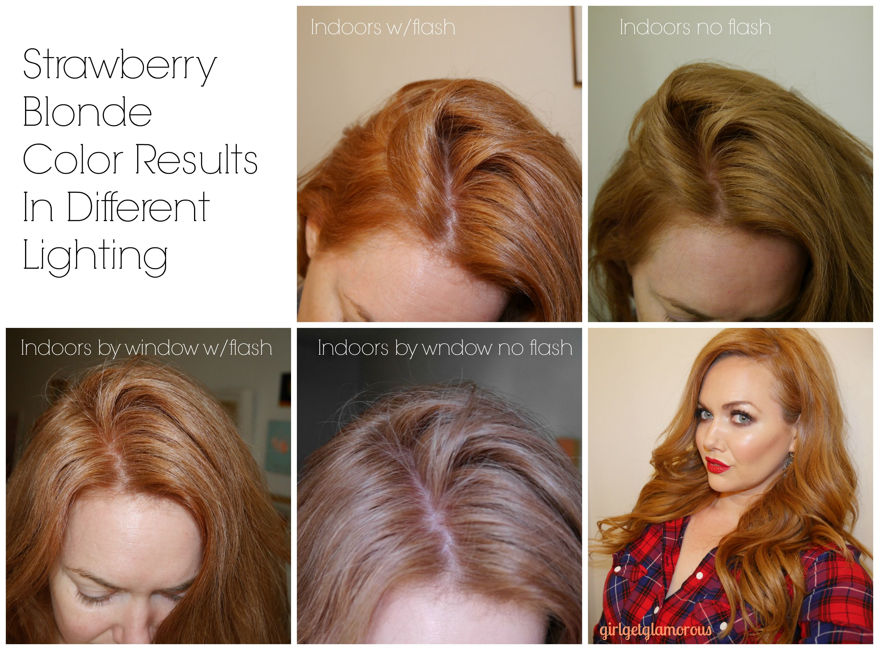How To Get Strawberry Blonde Hair At Home Blonde Hair At Home