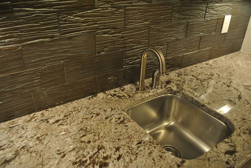 18 - Bar Inspiration | Michael David Design Center | #backsplash #interiordesign #bar #basement #tiledesign #tile #dreamhome #luxuryhome