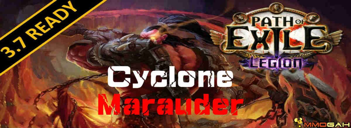 Path of Exile Legion 3 7: Fire Cyclone Build-Chieftain