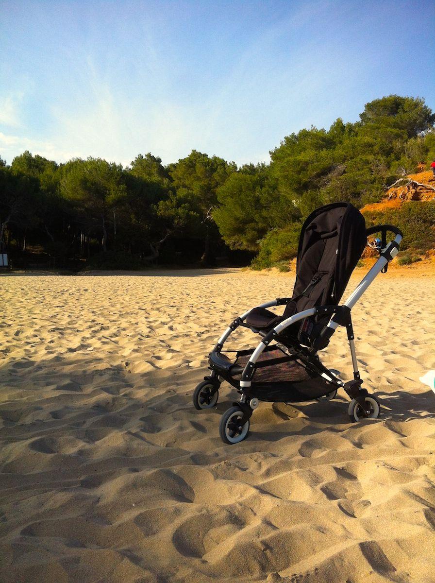 Entzuckend Pram Sets · #Bugaboo Bee   Outdoor Test Auf #Ibiza! // #Kinderwagen #