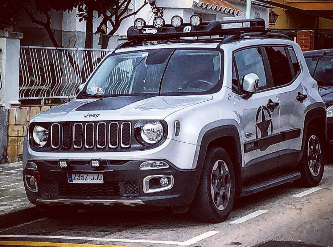 Pin by Tony Morones on JEEP & Overland Jeep renegade