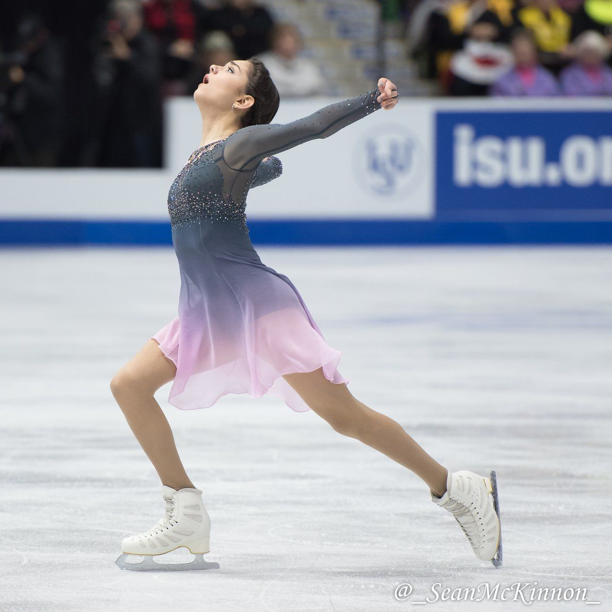 Evgenia Medovedeva(Russia) : Skate Canada 2016