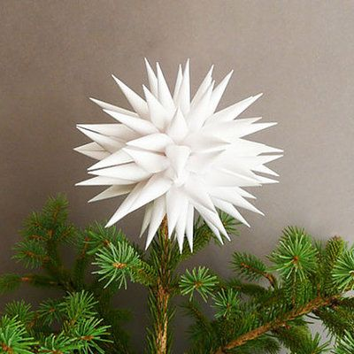9 Dazzling Tree Toppers With Serious Wow Factor Christmas Tree