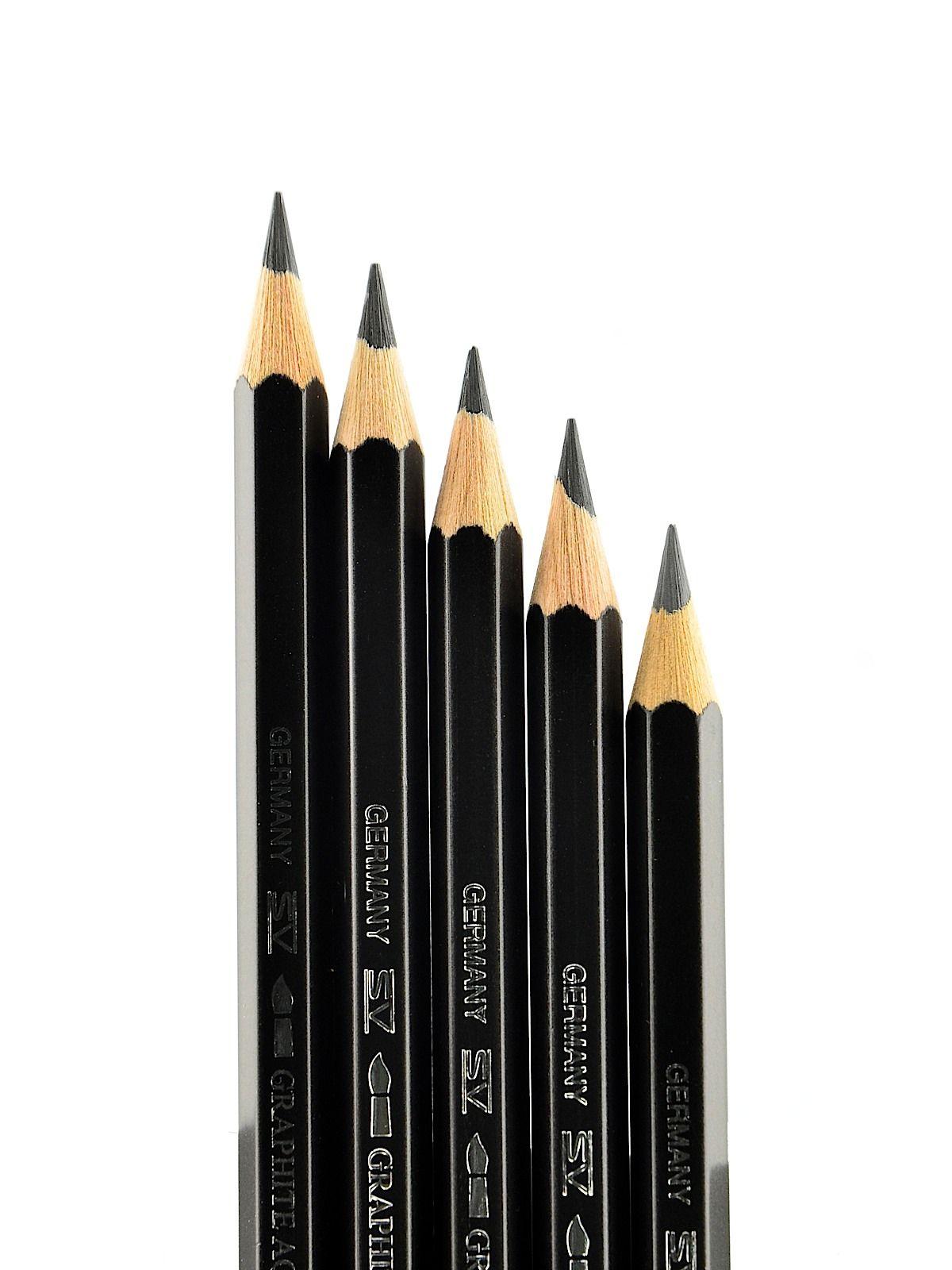 Faber Castell Graphite Aquarelle Water Soluble Pencils Spon