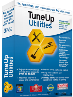 FREE CRACK SOFTWARE DOWNLOAD: TuneUp Utilities 2012 Full Version