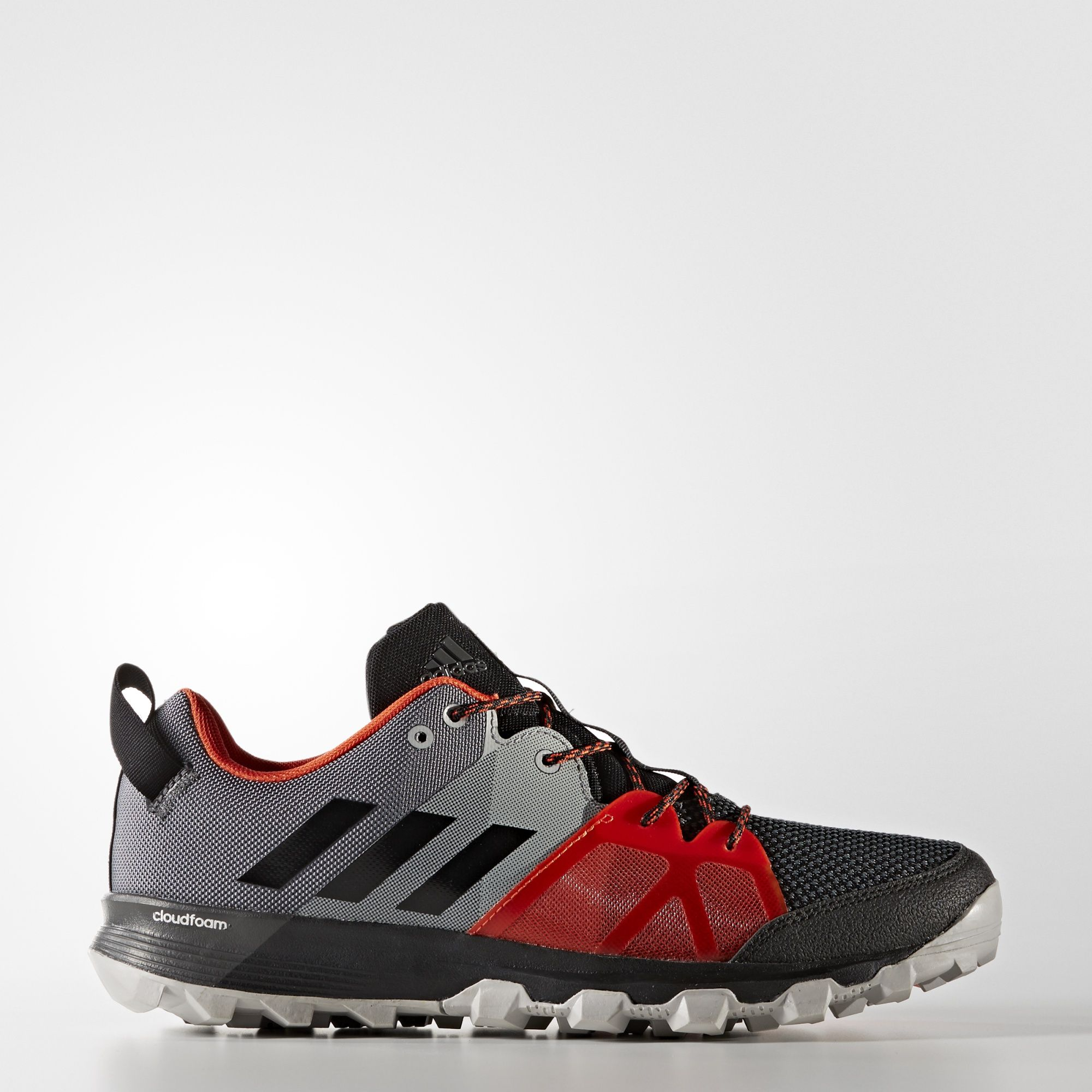 Adidas Kanadla 5 Lwather M Running Shoes New Arrival Yellow Black Mens Red