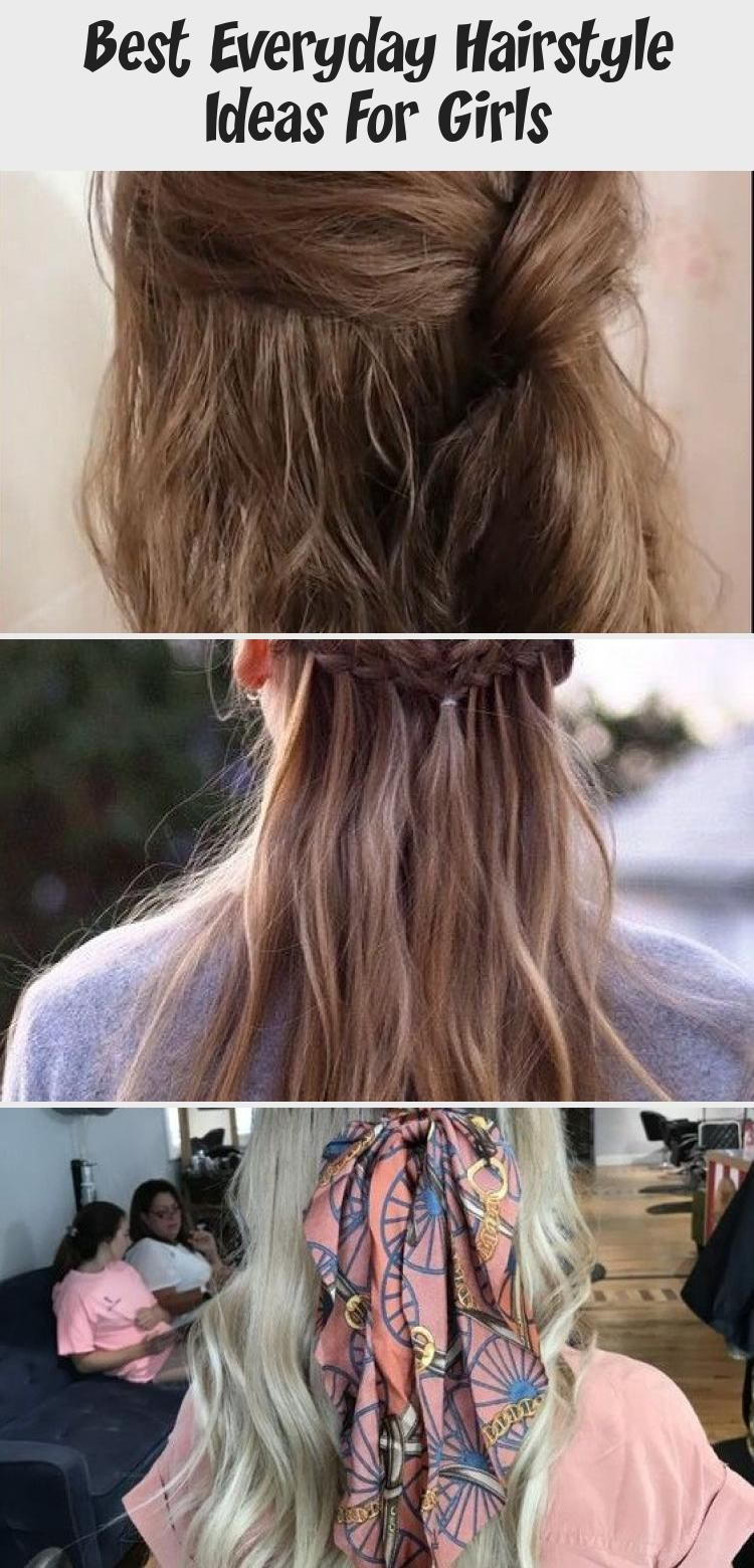 Best Everyday Hairstyle Ideas For Girls Hair Styles Everyday Hairstyles Hair