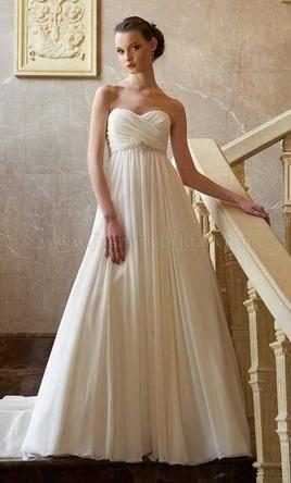 Jasmine 400 Size 4 Used Wedding Dresses Pregnant Wedding Dress Ivory Chiffon Wedding Dress Chiffon Wedding Dress
