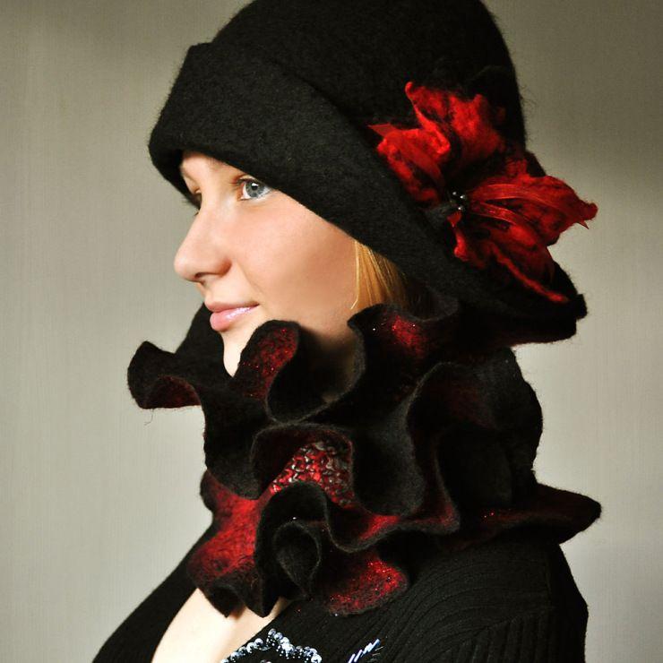Gallery.ru / Фото #15 - Мои работы. Шляпы. - Shellen