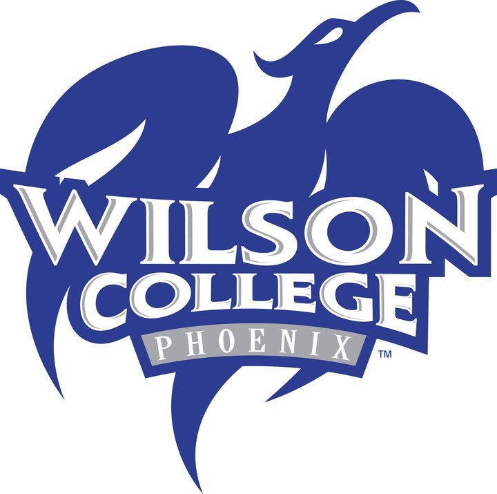 Wilson College mascot - the Phoenix | Wilson college, College logo, College