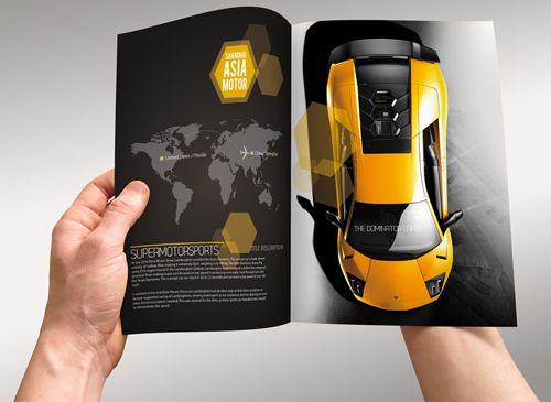 Beautiful Catalog Design Ideas to Spark Creativity | Catalog ...