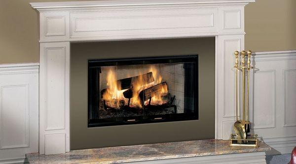 Monessen Royalton Radiant Wood Burning Fireplace 36 Inch