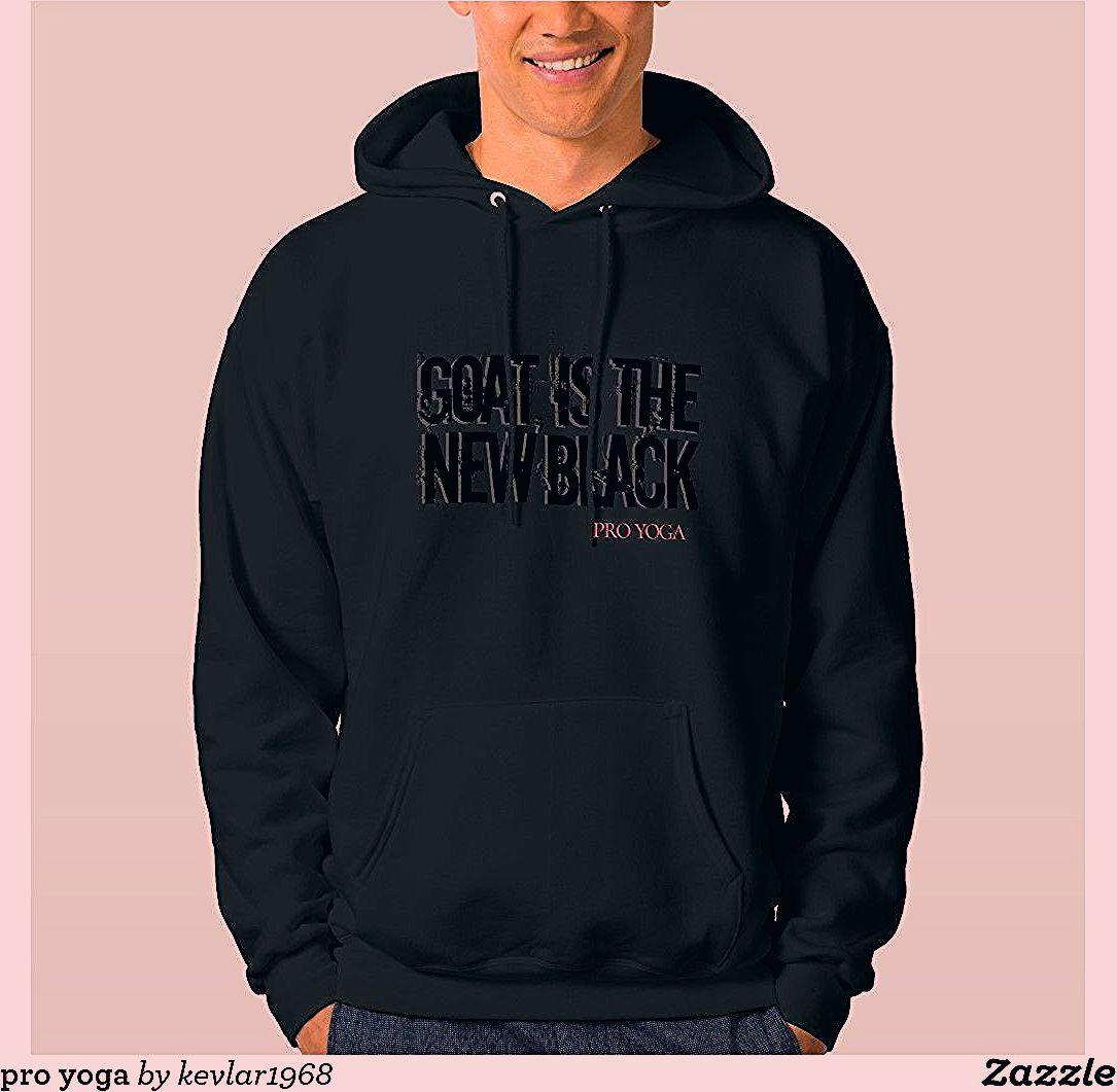 Photo of pro yoga hoodie | Zazzle.com