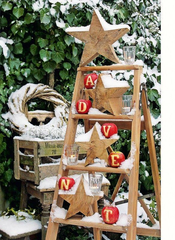 Stimmungsvolle deko aus wintertraum und weihnachtszeit von wohnen garten hrsg kochen - Wohnen und garten weihnachten ...