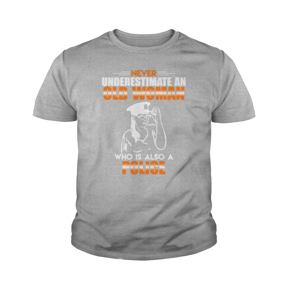 Old Woman Police Shirt Shirt #gift #ideas #Popular #Everything #Videos #Shop #Animals #pets #Architecture #Art #Cars #motorcycles #Celebrities #DIY #crafts #Design #Education #Entertainment #Food #drink #Gardening #Geek #Hair #beauty #Health #fitness #History #Holidays #events #Home decor #Humor #Illustrations #posters #Kids #parenting #Men #Outdoors #Photography #Products #Quotes #Science #nature #Sports #Tattoos #Technology #Travel #Weddings #Women