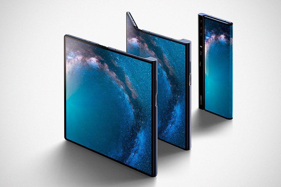 Huawei Mate X Foldable Phone Smartphone Smartphone Accessories Huawei