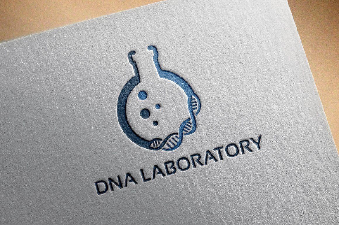 DNA Laboratory Logo designs Template #Laboratory#Science#Logo ...