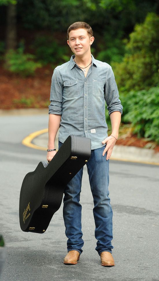 young country singer american idol