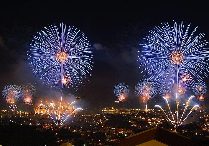 Fim de Ano Ilha da Madeira-Portugal