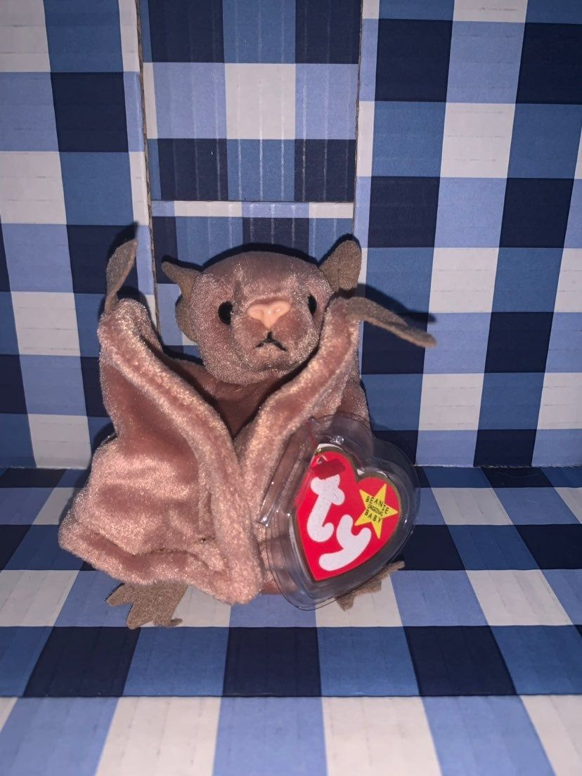 """A MUST HAVE MWMTs GREAT GIFT! RETIRED TY Beanie Babies /""""CUBBIE/"""" the BEAR"""