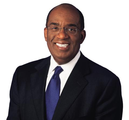 Al Roker Nbc Today Show Nbc Today Show Tv Talk Show Newscaster