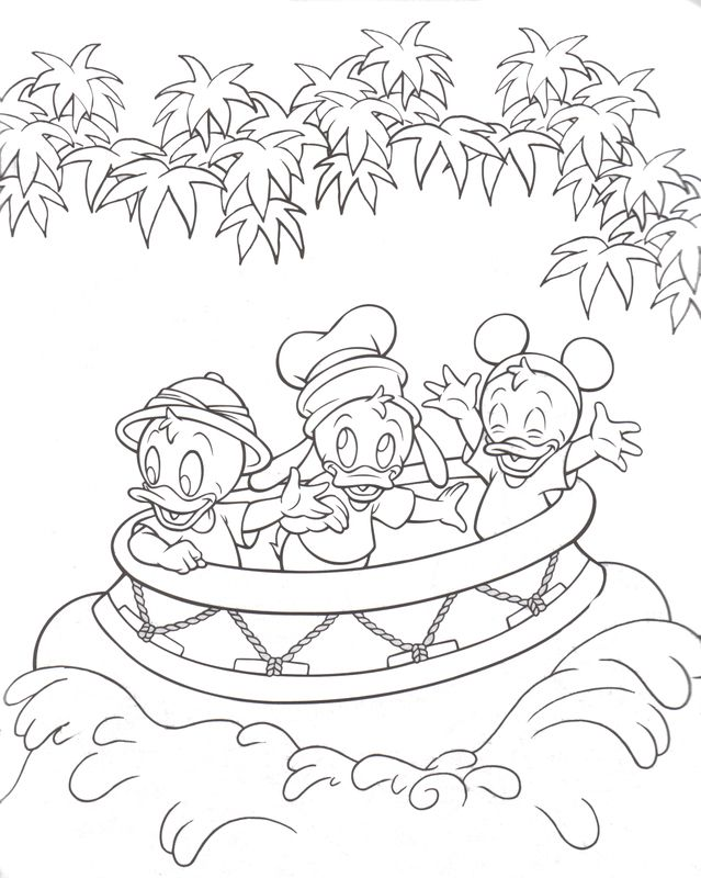 Animal Kingdom S Kali River Rapids Disney Coloring Pages Coloring Pages Animal Coloring Pages
